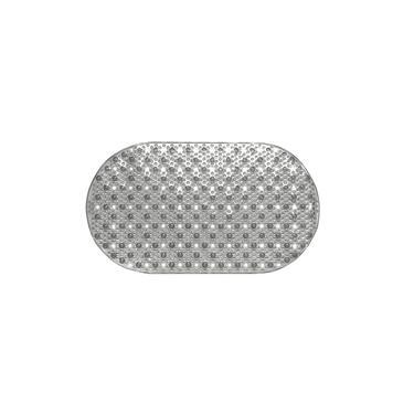 Imagem de Tapete para Box em PVC Fumê 36cm x 69cm - Kapazi Oficial