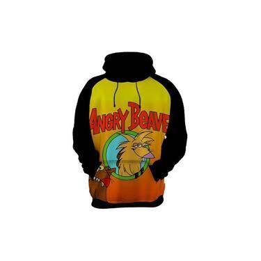 Blusa De Frio Moletom The Angry Beavers Castores Pirados 5