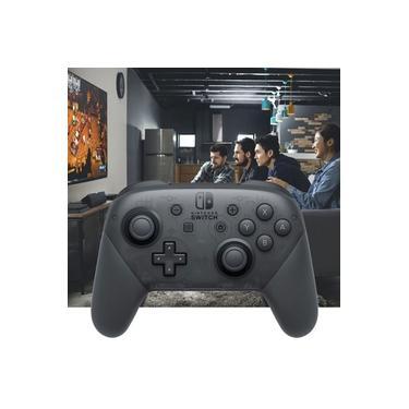 NFC Sem Fio Bluetooth Game Controller Gamepad Joystick Para Nintendo Switch Pro