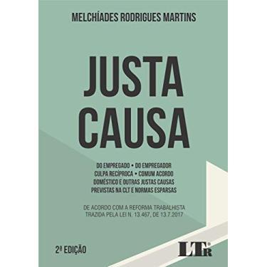 Justa Causa - Melchíades Rodrigues Martins - 9788536196428