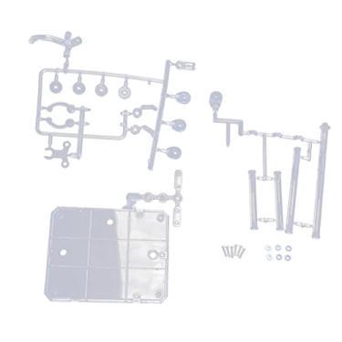 Homyl Suporte De Exibição Figura Figura Modelo De Rack Para 1: 144 HG RG Robô Saint Seiya
