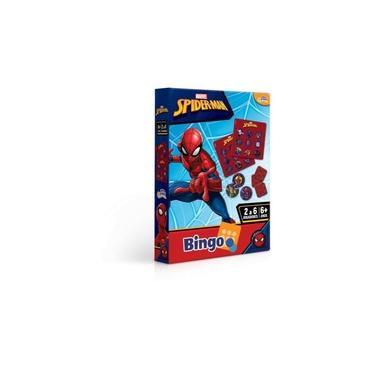 Imagem de Jogo Bingo Homem Aranha Toyster