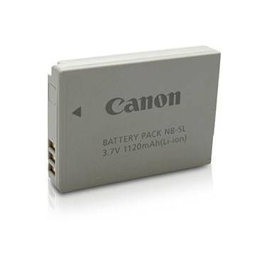 Bateria Recarregável para Câmeras PowerShot Série S e SD - Canon