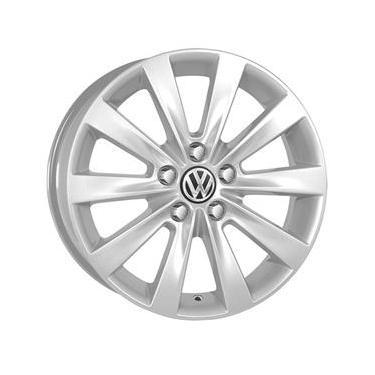 Jogo de Rodas Fox Prime Aro 15 x 6,0 5x100 ET40 R5 Volkswagen Prata