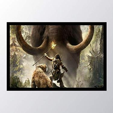 Quadro com moldura Far Cry Primal_002