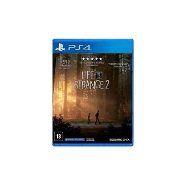 Life Is Strange 2 Ps4 Midia Fisica