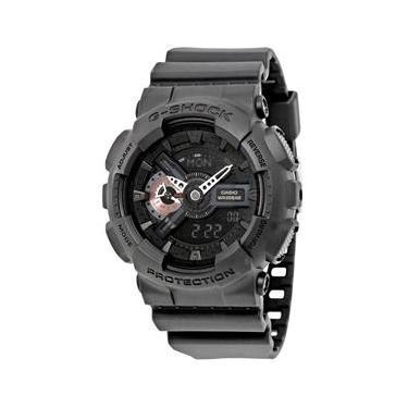 03ab2912f99 Relógio Casio G-Shock Analógico e Digital Black GA110MB-1A resistente a agua  e