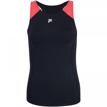 Camiseta Regata Fila Compress Fit Reflex - Feminina Fila Feminino