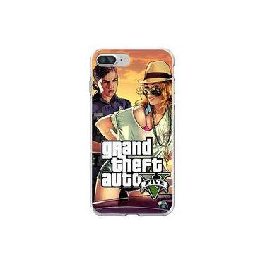 Capa para iPhone 7 Plus - Mycase   GTA V   Modelo 4