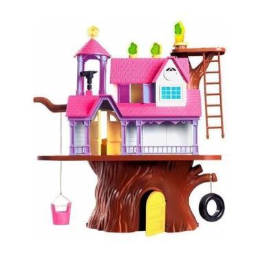 Imagem de Casa Na Arvore Com Bonecas - Magic Toys