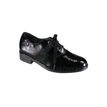 Sapato Oxford Feminino Casul Quiz 69-62103