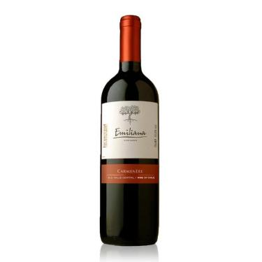 Vinho Tinto Chileno Emiliana Carménère - 750ml