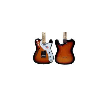 Imagem de Guitarra Telecaster sx Hollow Body tl Vintage em ash STLH3TS