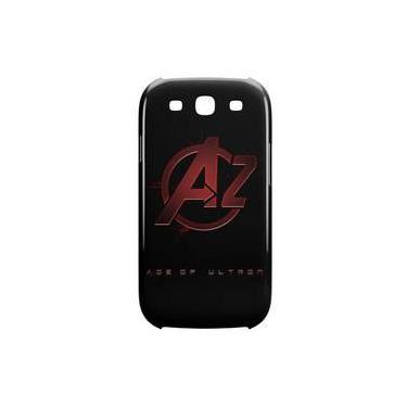 Capa Para Motorola Moto G De Plástico - The Avengers - Os Vingadores Logo 2