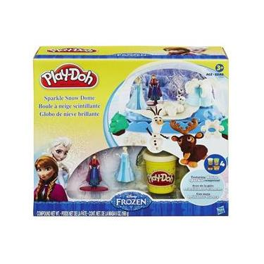 Imagem de Play-Doh Disney Frozen - Globo De Neve