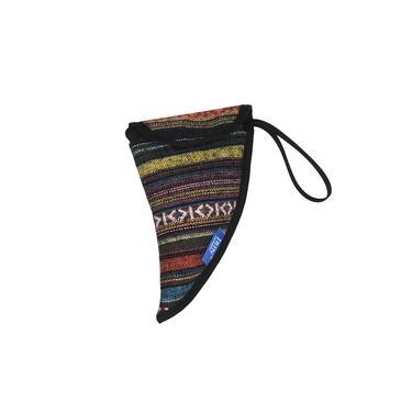 O material especial do algodão do suporte do caso do saco de Ocarina do estilo nacional com carreg o punho