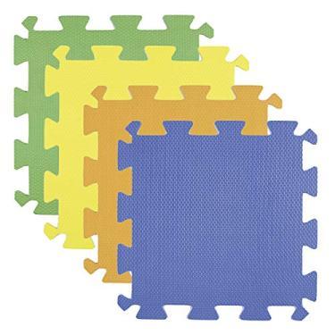 Tatame Tapete Loja da Maria EVA 50x50x3cm 30mm Diversas Cores