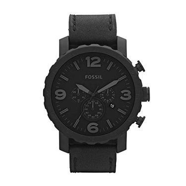 5c6b48ded54d0 Relógio Masculino Fossil JR1354 2PN 48MM Preto