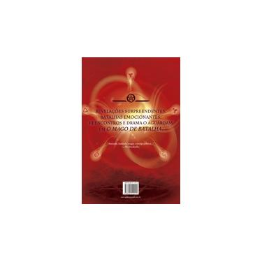 O Mago de Batalha - Matharu Taran - 9788501112415