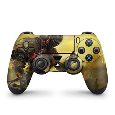 Skin Adesivo para PS4 Controle - Dark Souls 3