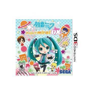 Hatsune Miku: Project Mirai Dx - 3ds