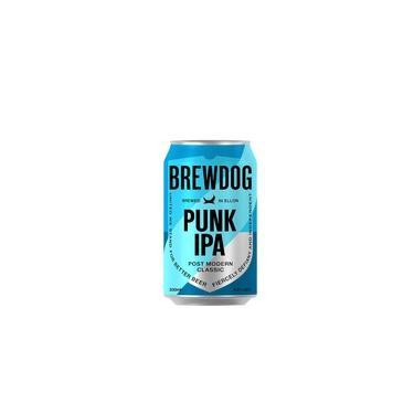 Cerveja Escocesa Brewdog Punk IPA lata 330ml