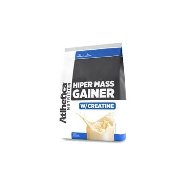 HIPER MASS GAINER (3 Kg) - Baunilha - Atlhetica Nutrition