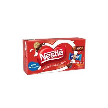 Caixa de Bombom Nestlé 251g