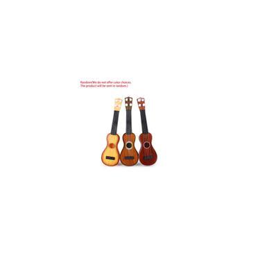 Imagem de 14,5 polegadas Ukulele Beginner Hawaii 4 de Cordas Nylon Cordas da guitarra Musical Ukelele