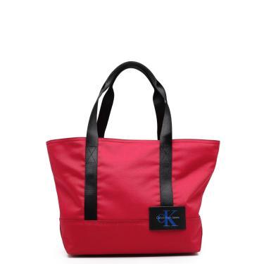 b1ad815db Bolsa Sacola Calvin Klein Grande Vermelha Calvin Klein K40K400042 feminino