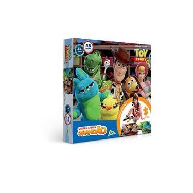 Imagem de Toy Story 4  Quebra-cabeça 48 peças grandão
