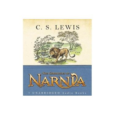 The Chronicles of Narnia CD Box Set [Audio]