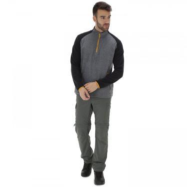 Blusa de Frio Fleece Nord Outdoor Bicolor - Masculina Nord Outdoor Masculino