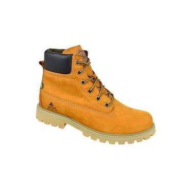 Bota Masculina Roraima 10-Araxá Macboot - Amarelo