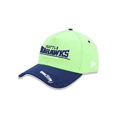 BONE 39THIRTY ABA CURVA FECHADO SEATTLE SEAHAWKS NFL ABA CURVA VERDE NEW ERA