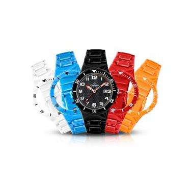 458d2662c92 Relógio Unissex Analógico Champion Troca Pulseira CP30119X