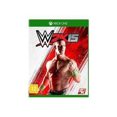 Jogo Xbox One - WWE 2K15