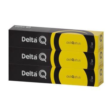 Combo Café Delta Q deliQatus Intensidade 3 - Leve 3 Pague 2