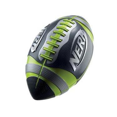 Bola de Futebol Americano Hasbro Nerf Sports - Verde ba431853bd70b