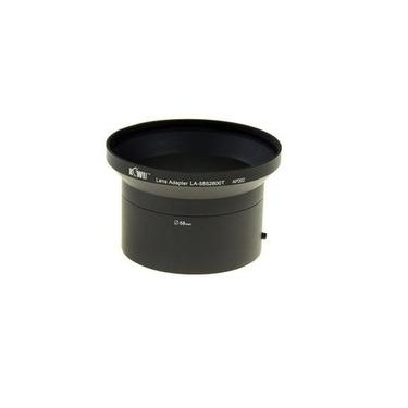 Adaptador de Lente para FujiFilm FinePix - 58mm para 72mm