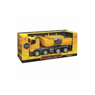 Imagem de Brinquedo Mega Caminhão Caçamba Contruction Machines Gigante