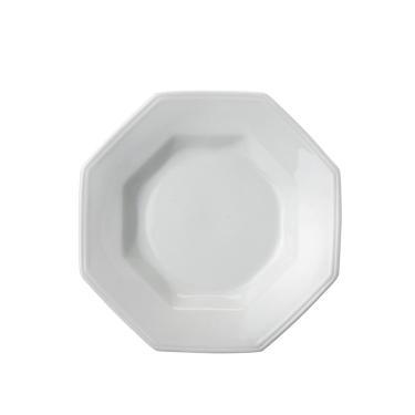 Prato fundo em porcelana Schmidt Prisma 24cm