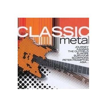 Imagem de Cd Classic Metal - Diversos Internacionais