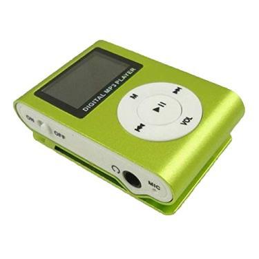 MP3 Player Com Tela Acompanha Fones de Ouvido Suporta Até 32Gb Modo Rádio