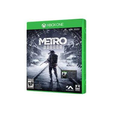 Jogo Metro Exodus Xbox One
