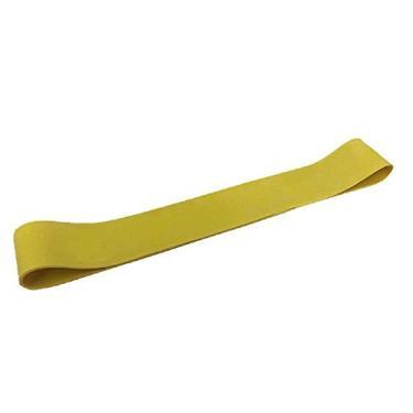 Rubber Band Elastico De Treino Funcional Amarelo - Tensão Leve