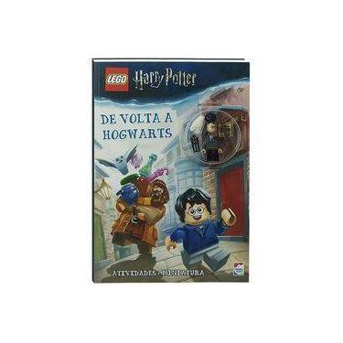 Lego Harry Potter: De volta a Hogwarts - Lego - 9788595034020