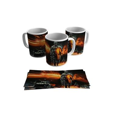 Caneca Counter Strike Cs Go Game Jogo Ps4 Play Station