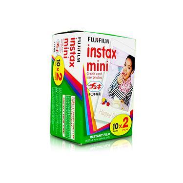 Imagem de Filme Instax Mini Pack Com 20 Fotos - Fujifilm