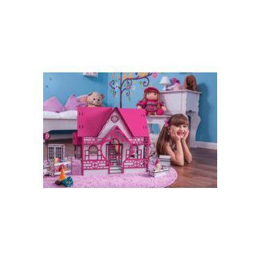 Imagem de Casa de Bonecas Escala Polly Modelo Megan Sonhos - Darama